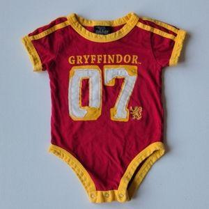 Gryffindor 07 Potter Infant Bodysuit * 6M